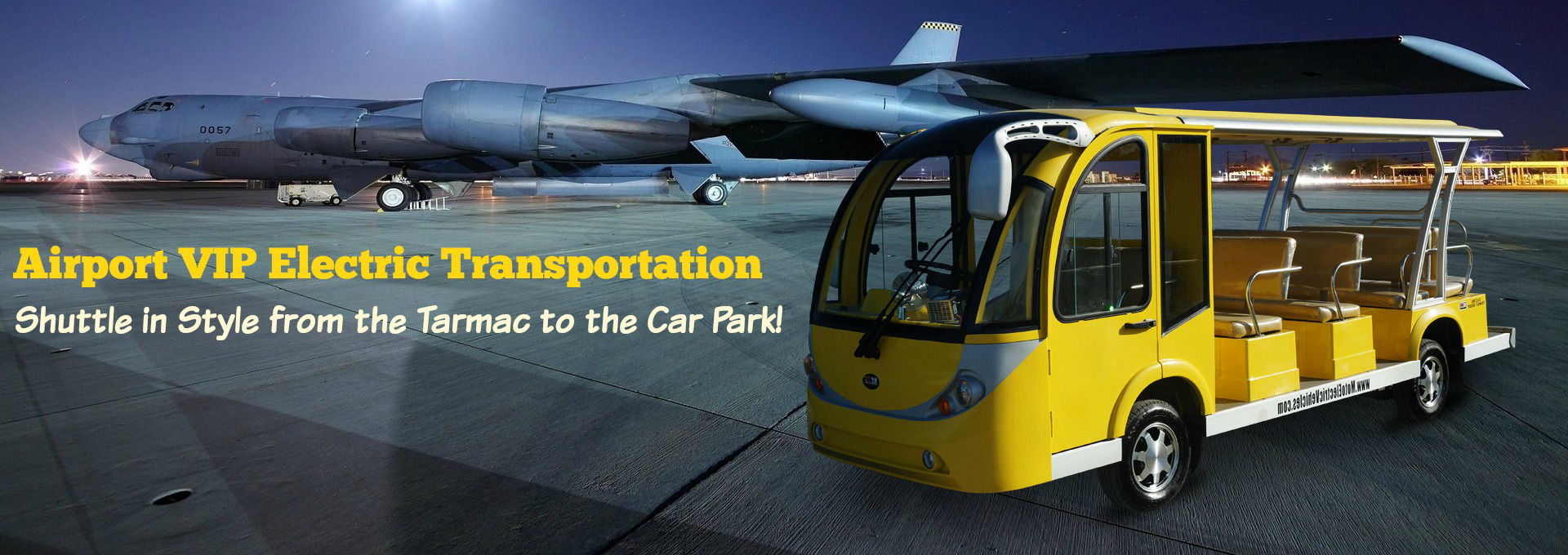 Airport Electric Shuttles