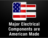 major electrical components are american made