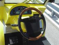 Citecar Elctro Bubble Buddy Steering Wheel