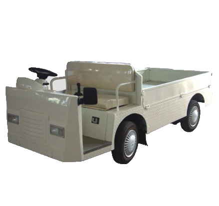 MotoEV Electro Industrial Buddy 2 Passenger Utility Carrier