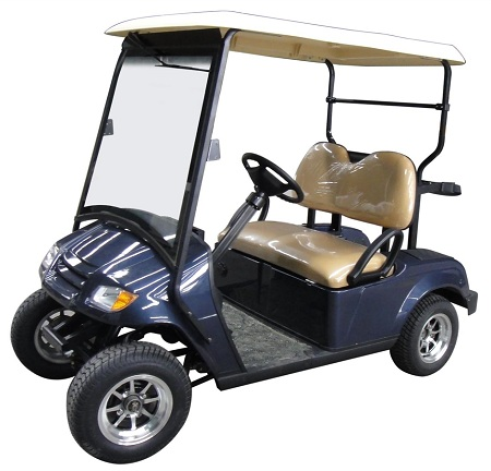 CitEcar Electro Neighborhood Buddy 2 Passenger Street Legal Golf Cart