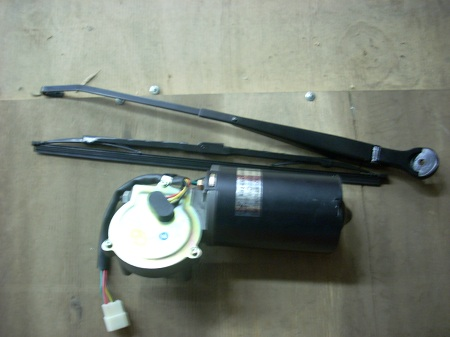 Windshield Wiper Motor Assembly Cart Parts