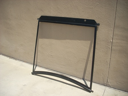 Golf Cart Windshield Frame Gc Formally Gz2028 5203011