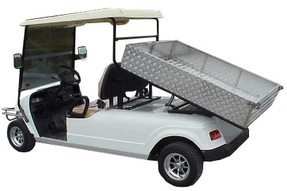 MotoEV Electro Neighborhood Buddy 2 Passenger Utility Deluxe Street Legal Golf Cart
