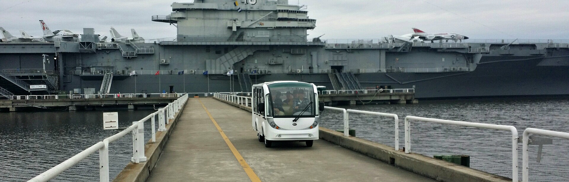 Electric Shuttles for Tours