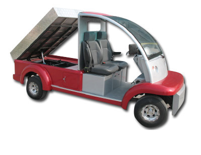 Four Great Electric Vehicles for Commercial Use