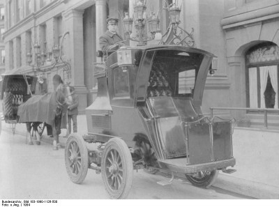 A Brief History of the Electric Utility Vehicle