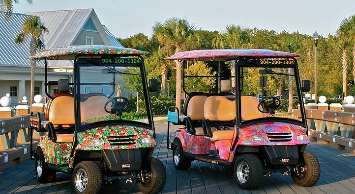 Customer Review: Southern Breeze Cart Rental LLC of Jacksonville, Florida