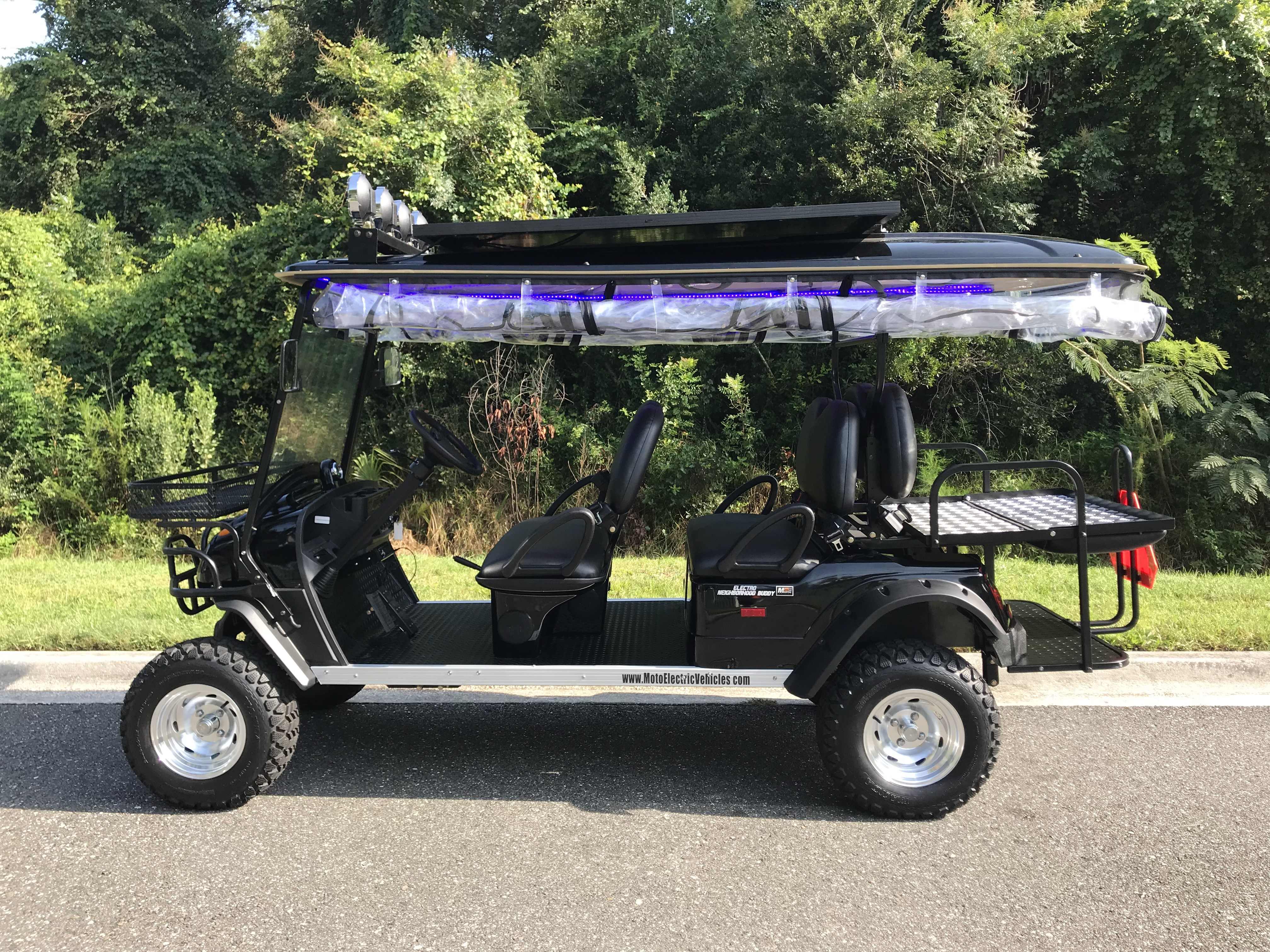 Feature Vehicle: Top Secret Tours takes delivery of their new 6 Passenger Highriser!