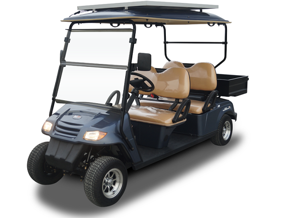 MotoEV 4 Passenger Golf Cart Utility- Non Street Legal