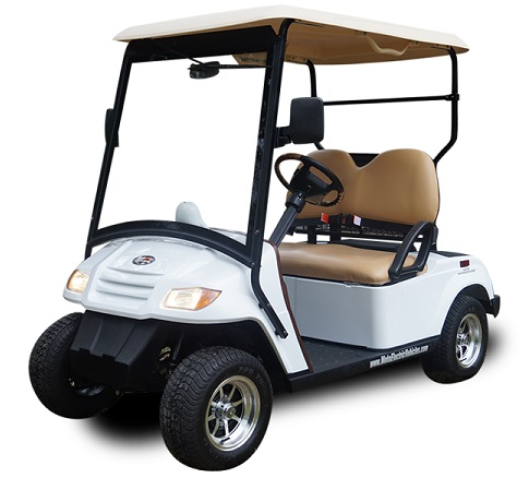 Street legal golf carts from moto electric vehicles for Golf cart motors electric